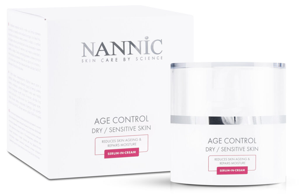 AGE CONTROL DRY & SENSITIVE SKIN