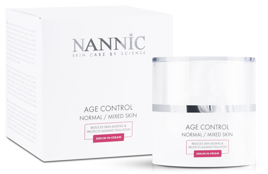 AGE CONTROL NORMAL & MIXED SKIN