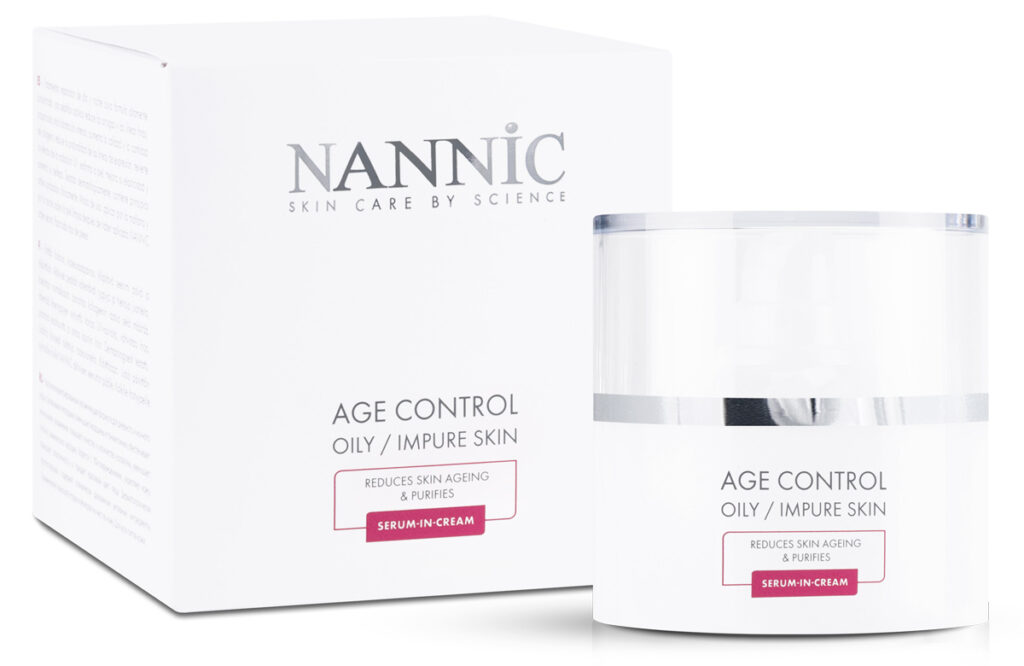 Age Control Oily & Impure Skin