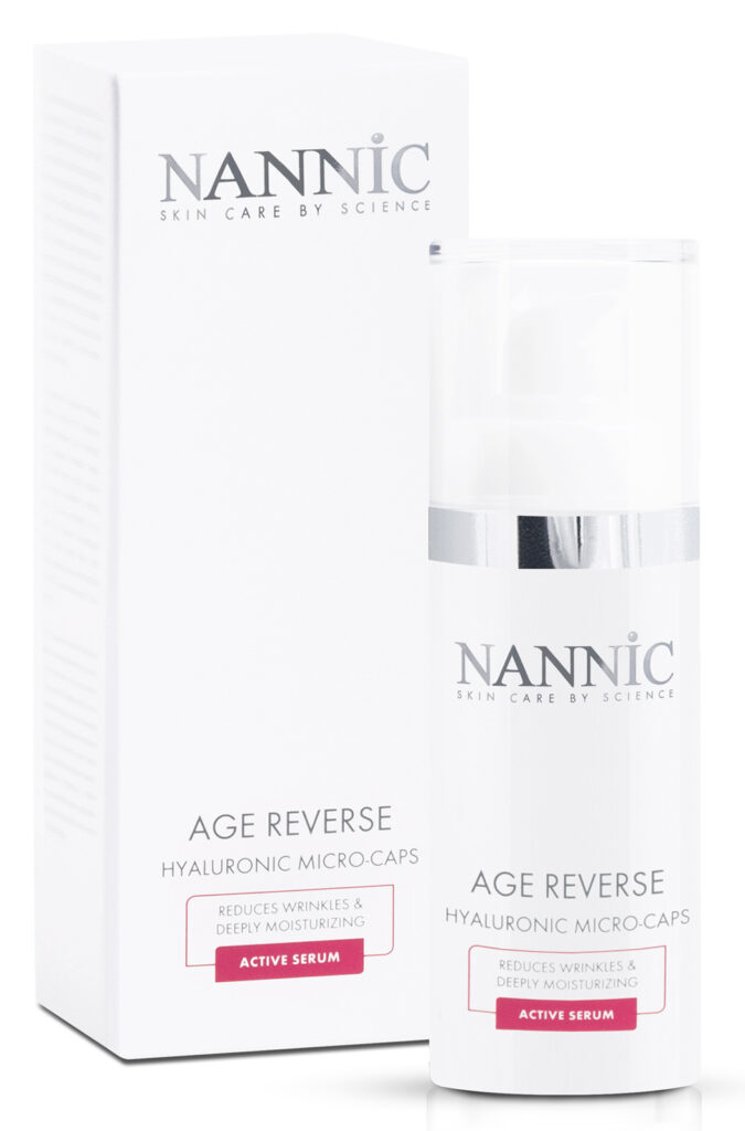 AGE REVERSE Hyaluronic micro caps