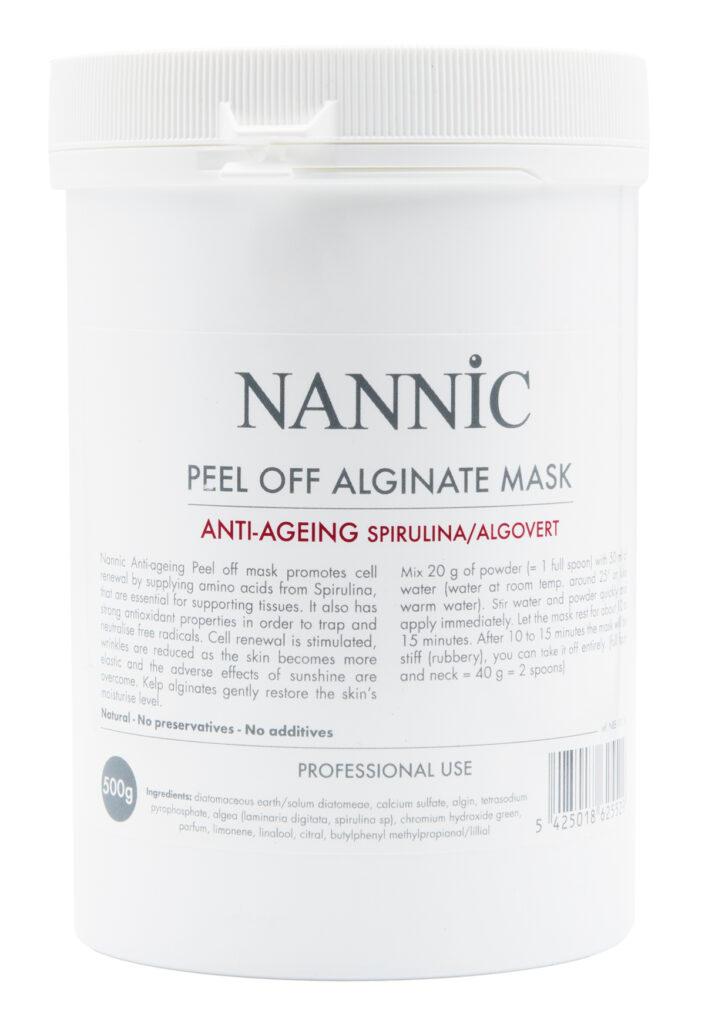 Alginate Mask Anti-Ageing