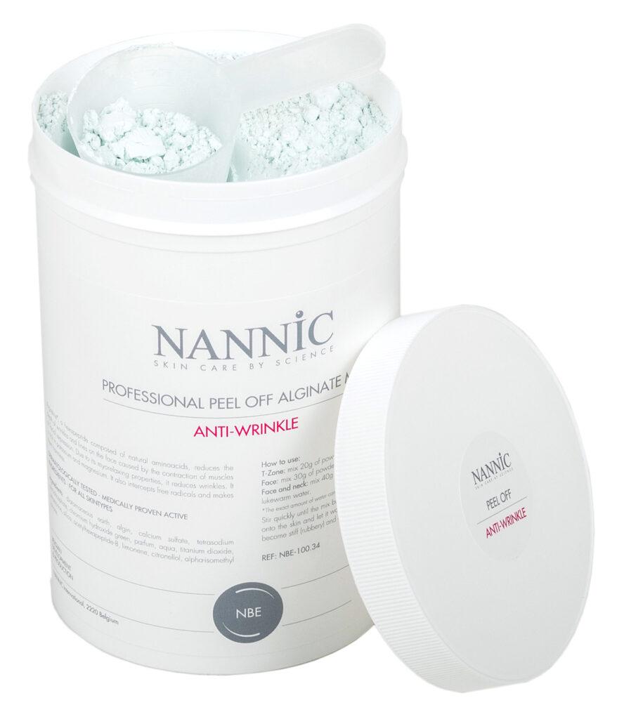 Alginate Mask Hydrating Anti-Wrinkle