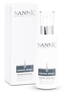 Nannic Caring spray — Protein treatment