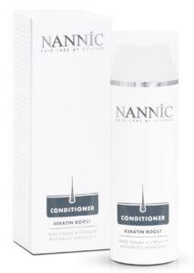 Nannic HSR Keratin Boost Conditioner