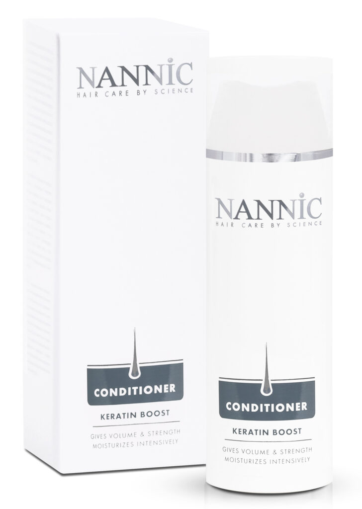 Keratin Boost Conditioner