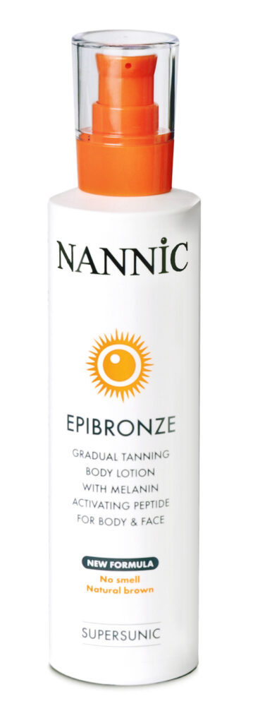 EPIBRONZE Tanning Body Lotion
