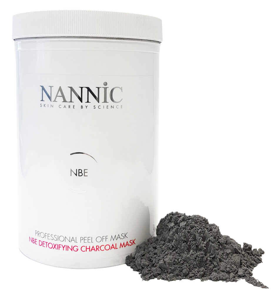 NBE Detoxifying Charcoal Mask