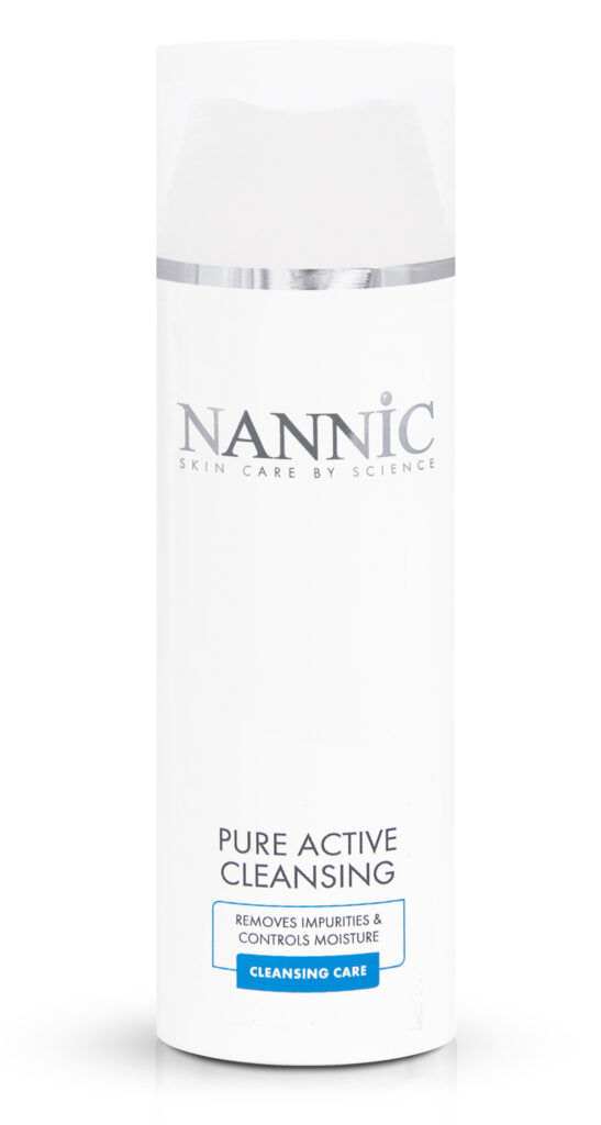 Pure Active Cleansing