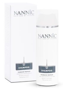 Naanic HSR Shampoo, Damage Repair