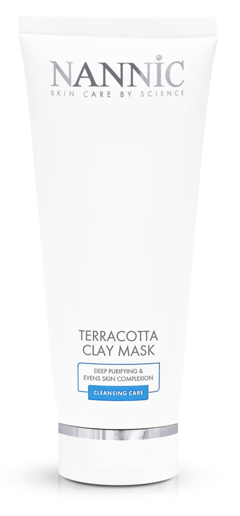Terracotta Clay Mask